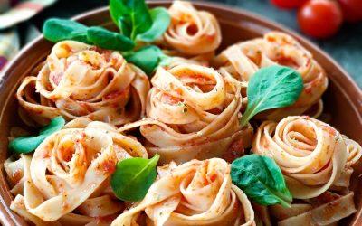 Vegan Linzen Bolognese
